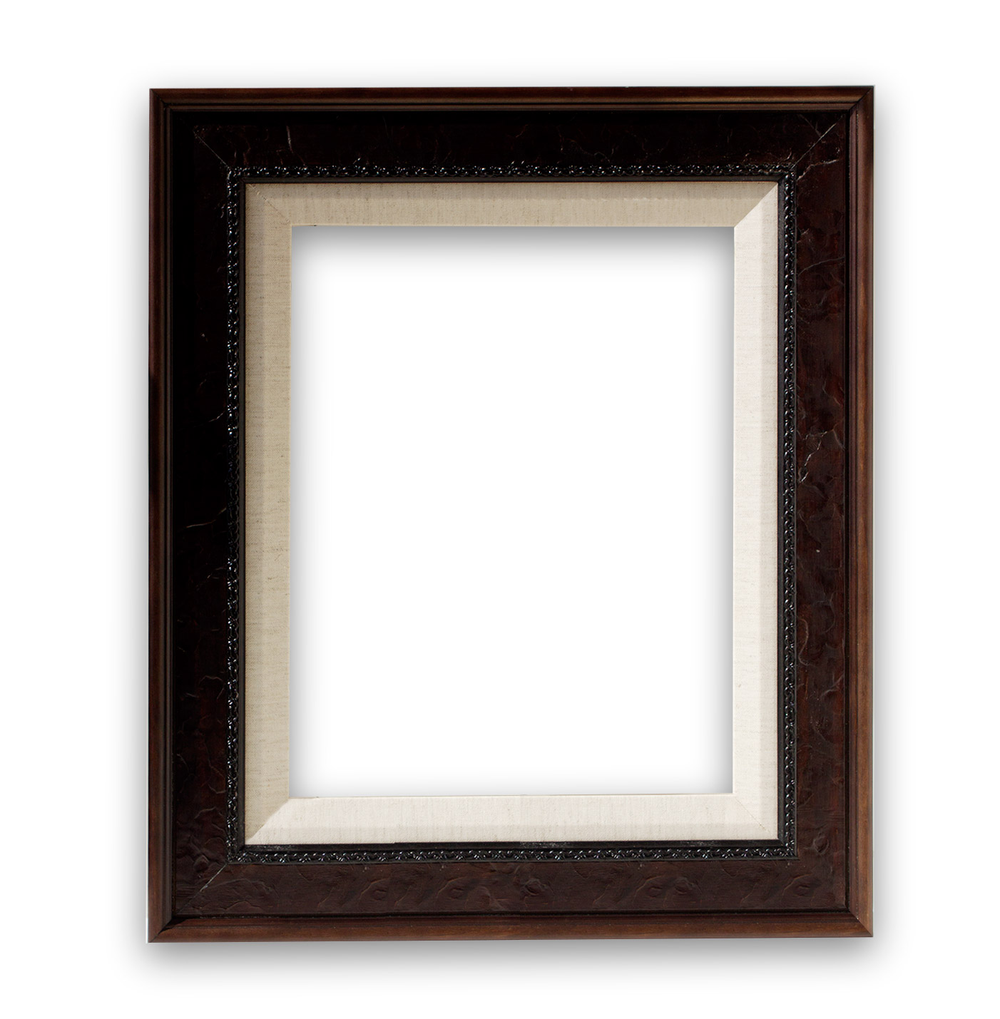 Frame-2 (Leather with Linen) |